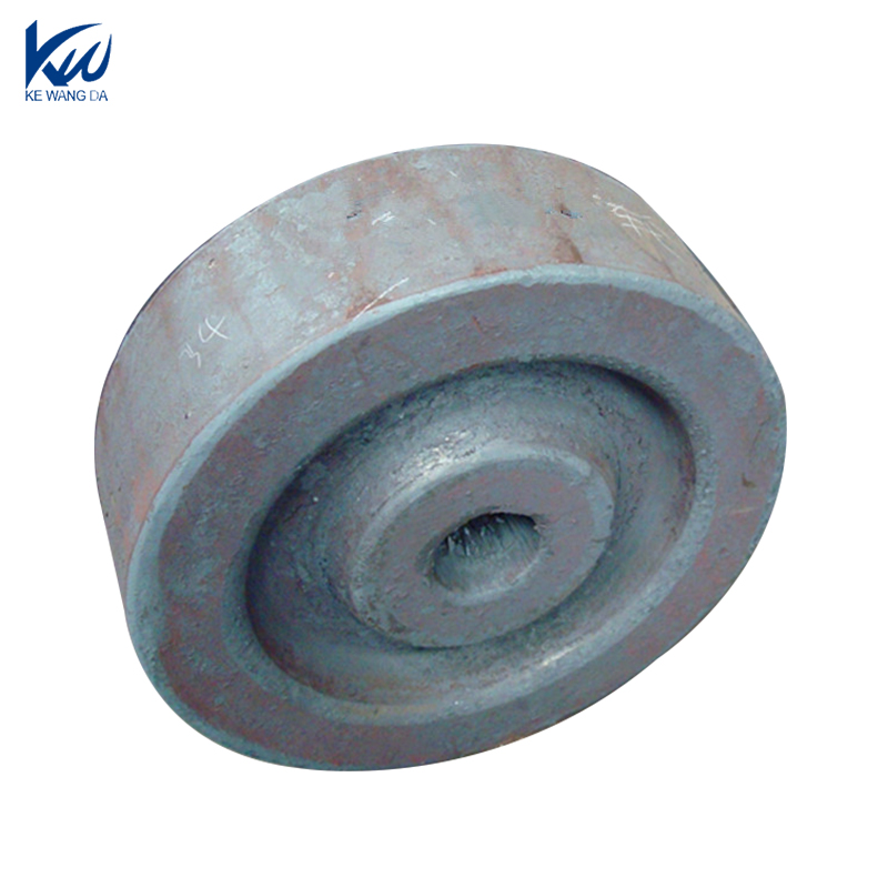 Wholesale customized railway forged wheel blank