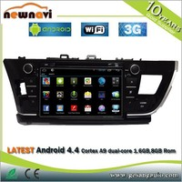 Android Blue Ray Car Dvd Player With Car GPS/Bluetooth