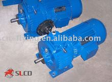 shuanglian MBC Stepless Speed Reducer crushing plastic drink bottle