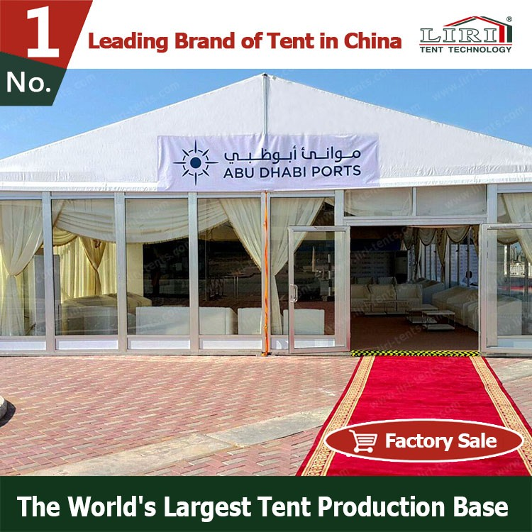 10x20 Canopies and tents for luxury party event