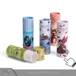Custom Printing Design New Good Pencil Container Packaging Box