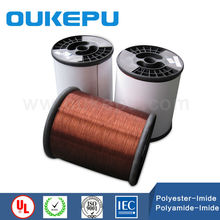 Economic and Efficient rectangular enamel insulated copper wire with CE&ISO