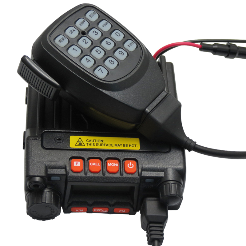 KL-8900 cheap base transceiver voice encryption dual band vhf&uhf digital mobile radio