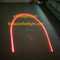 forklift spot blue safety light led danger area no go warning red zone light
