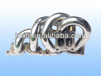 performance parts: Stainless Steel Turbo Manifold for TOYOTA ST205 MR2/CELICA T3/T4 TURBO MANIFOLD