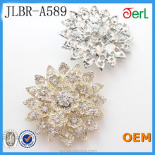 Wholesale new desigh cheap funny fashion bulk brooch,rhinestone brooches and pins bulk