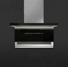 Variable frequency wall mount kitchen air range hood