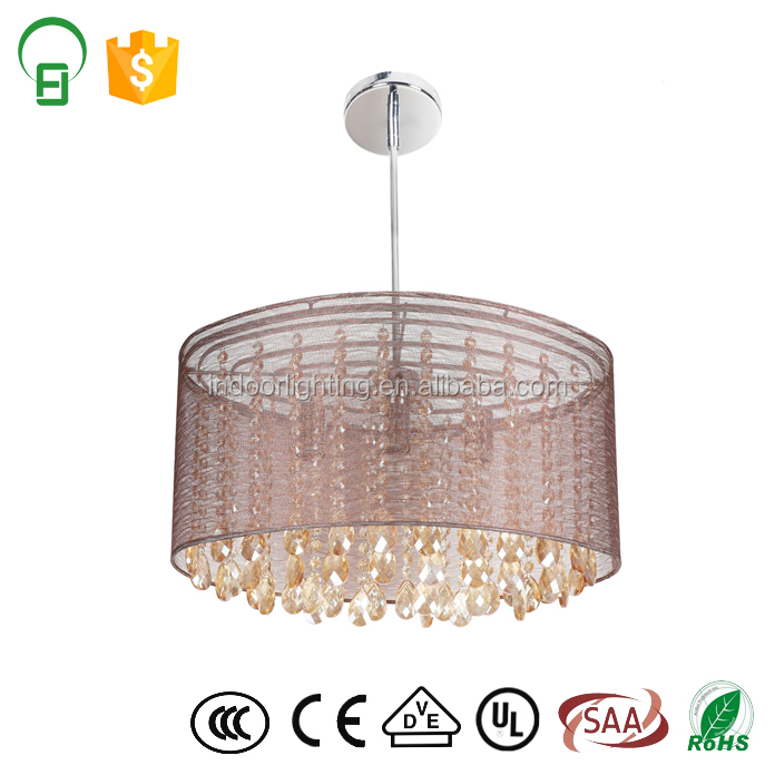 Modern decorative fancy hotel pendant light and lamps for lobby and house