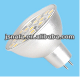 High quality 5W MR16 led belysning 12v