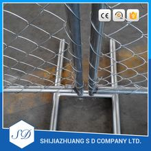 Expandable Removable Cheap Pvc Used Temporary Fence