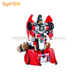 NEW Deformation BLUE OR RED Hobby Hits ABS Plastic RC Robot