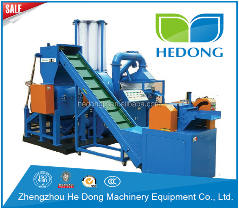 Alibaba supplier Scrap Cable Wire Recycling Equipment