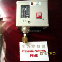 low pressure switch for boiler with manual reset (P6ME)