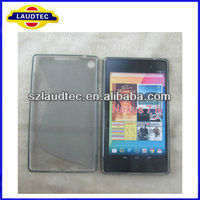 Cheap S Line TPU Gel Cover Case for Asus Google Nexus 7 2 Cover