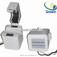 GWCTSA016 Input 50A 100A 150A Output 0.333V split core current transformer for oscilloscope