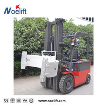 Clearance Sale - Four wheel electric Forklift (1.5t - 3.5t) Cheap 1.5T Battery Forklift Truck with paper roll clamp