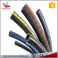 High Pressure Hydraulic Flexible Steel Wire Reinforced Rubber Hose Pipe
