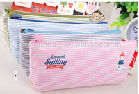 2013 popular cotton pencil bags cases