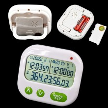 Hot Sale Digital Timer Monthly Mini Alarm Clock Target Count Down