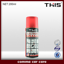 200ml Car Care Fast Dry Spray Electronic Contact Cleaner