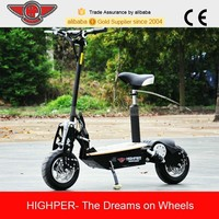2015 high quality new 1500w Electric scooter for sale ( HP107E-C)