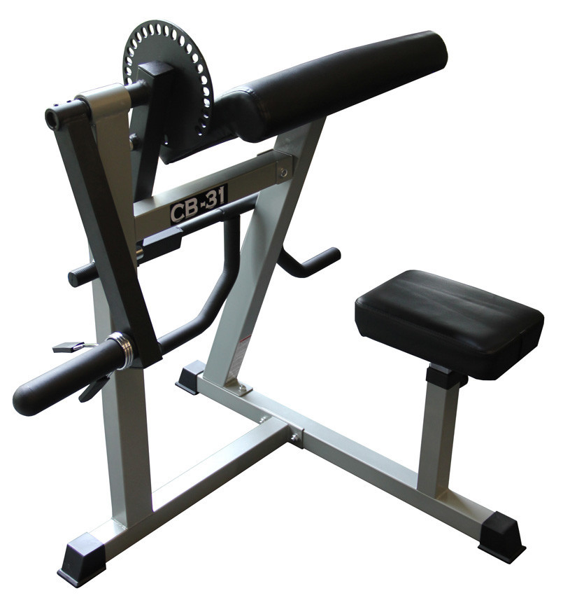 Plate Loaded Bicep / Tricep Combo Arm Machine - CB-31
