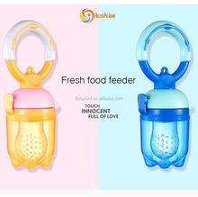 Baby Products Best Selling Products BPA Free Pacifier Colorful Cone Fresh Fruit Baby Food Feeder NEW