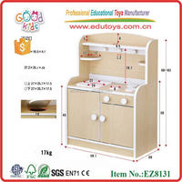 Wholesale Kids Pretend Play Wooden Kitchen Toys in stock
