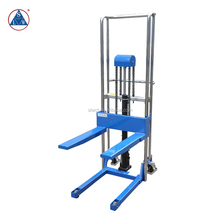 400kg Manual Hydraulic Pallet Lift Table