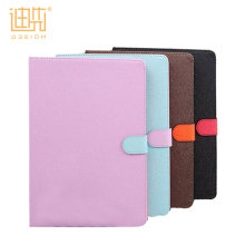 China wholesale Pink, Blue, Brown, Black ( customized ) PU material cover for ipad mini cover