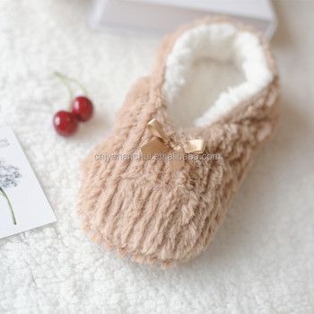 customer made quality women lined warm house indoor sock slipper shoes