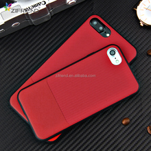 PU leather mobile phone case for iphone8 plus