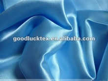 cheap price 100% polyester textile satin Fabric for clothing lining export to South American market