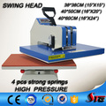 CE manual digital t shirt printing machine