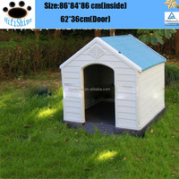 2016 large insulated plastic wooden reisn dog house for sale