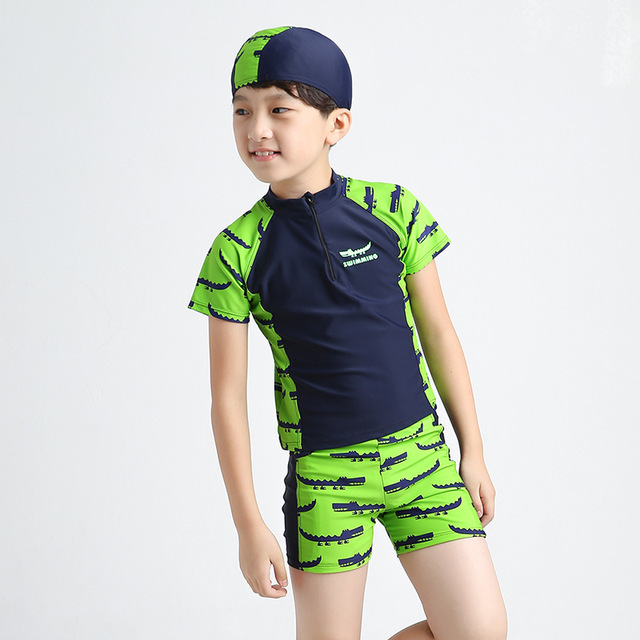 b4f4db04b4 HT-LBS summer hot sale child swimsuit models Kids swimwear   children  swimwear   boy