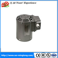 Factory price plastic blower low noisy axial blower