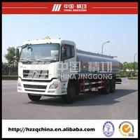 1000 L Transportation diesel fuel oil tank truck with high dimensions
