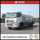 18500 L diesel fuel oil transportation tank truck with high dimensions