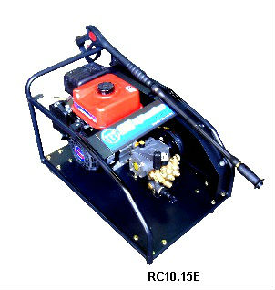 YET 1015E Italy High Pressure Cleaner (Annovi Pump)