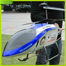 Popular selling 3.5 channel new biggest rc helicopter for funny