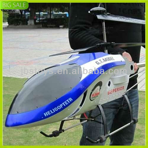 QS8008 168CM 3.5 Channel Alloy Model Biggest RC Helicopter