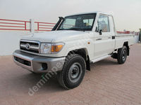 Toyota Land Cruiser Pick Up Single Cabin