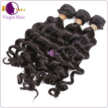 5A Grade Top quality Cheap factory price100%Unprocessed virgin Bohemian the noble hair