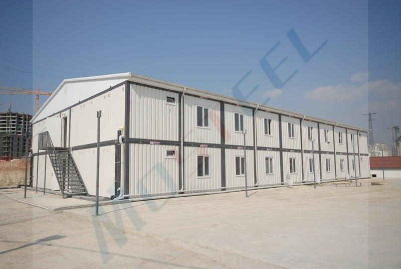 Cheap steel container moving house