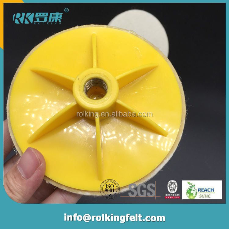 Export products china manufacturers non woven abrasives wool buffing polishing wheels