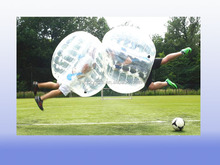 2016 crazy zorbing bubble ball, bubble suit soccer, bubble ball for football