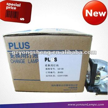 Projector lamp 28-650 for Plus U2-1080 model