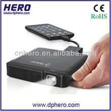 HDMI LED pico projector for smartphone