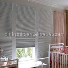 Bintronic Fashionable Home Decor Smart Curtain system for Automatic Honeycomb Shades